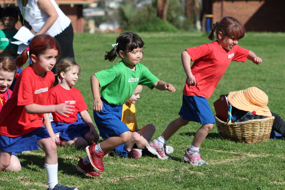 Uni-Active: Developing Healthy Kids - North Perth Primary School